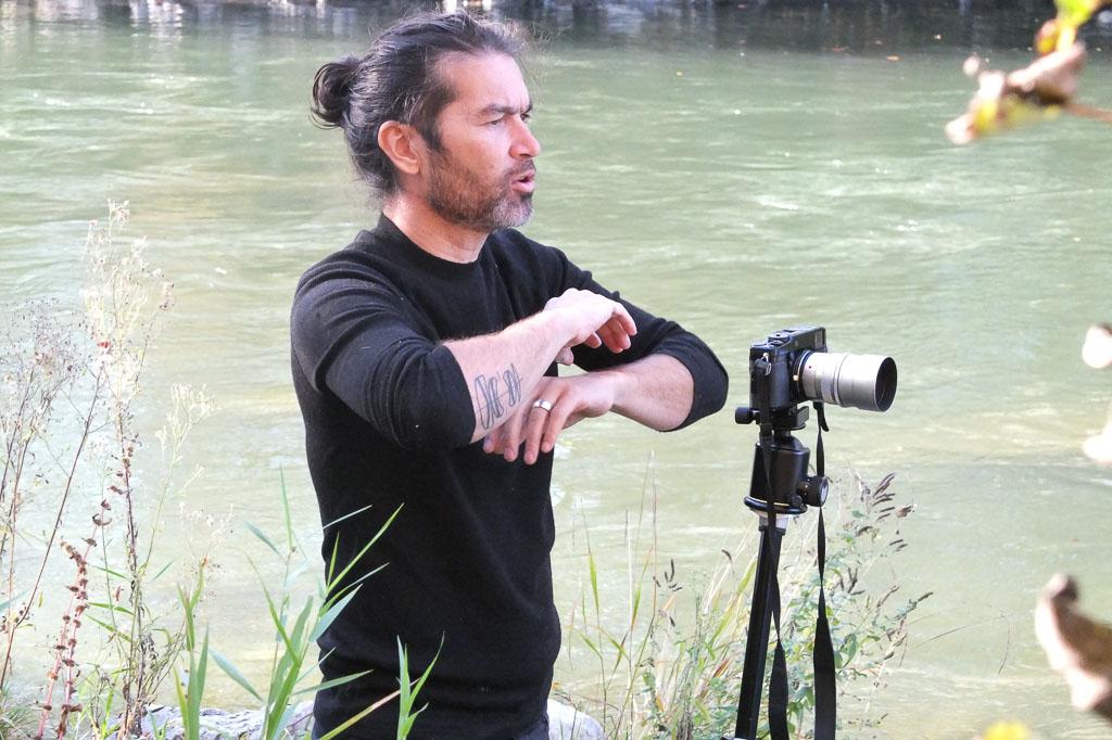 Olivier Minh, photographe